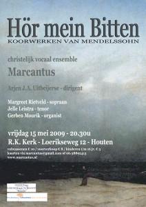 poster-mendelssohnconcert-15-mei-2009
